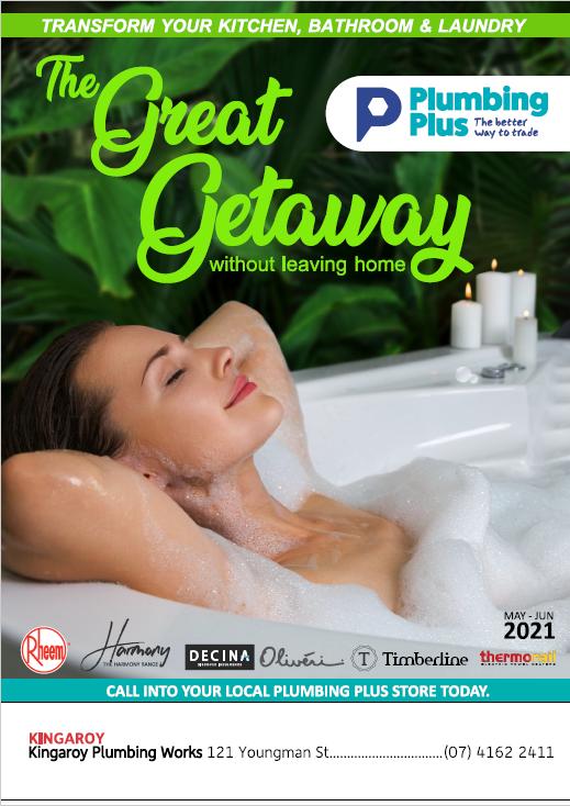 The Great Getaway Catalogue